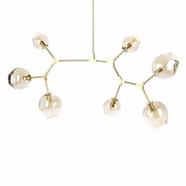 Потолочный светильник Branching Bubbles 7 ламп