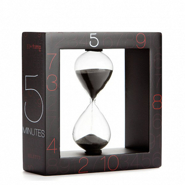 Песочные часы Si-Time на 5 минут