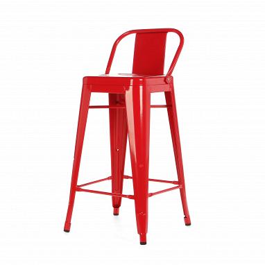 Барный стул Marais Color со спинкой