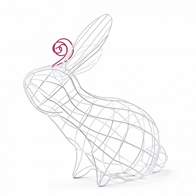 Корзина Fantastico Domestico Rabbit