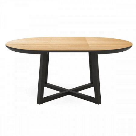 Купить Раскладной стол Anders 100-140 дуб в интернет-магазине