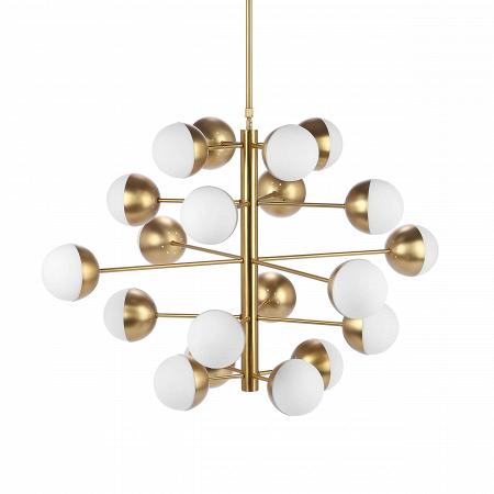 Купить Потолочный светильник Italian Globe 20 ламп в интернет-магазине