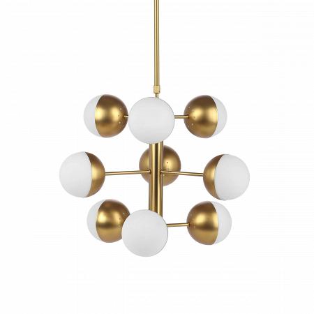 Купить Потолочный светильник Italian Globe 9 ламп в интернет-магазине