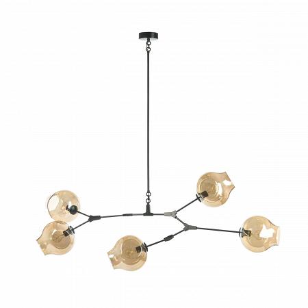 Купить Подвесной светильник Branching Bubbles Summer 5 ламп высота 90 в интернет-магазине