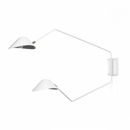 Купить Настенный светильник Collet 2 лампы в интернет-магазине