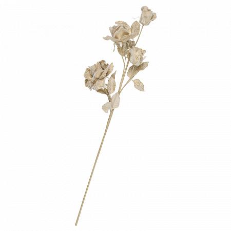 Купить Декор WINTER ROSE (89025266780) в интернет-магазине