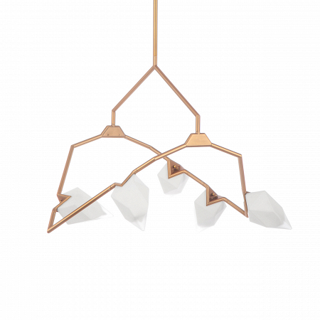 Купить Подвесной светильник Eloise, 5 ламп в интернет-магазине