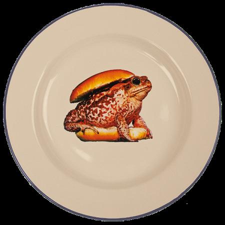 Купить Тарелка Toad в интернет-магазине