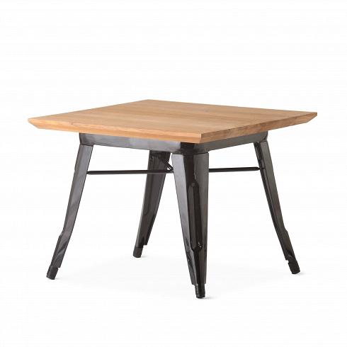 Кофейный стол Petit MaraisКофейные столики<br>Коллекция мебели Marais — это широкий модельный ряд столов, стульев и кресел. Это ставшая классикой мебель, выполненная в индустриальном стиле. Ее дизайнер, француз Ксавье Пошар, изначально разрабатывал ее для производственных предприятий — заводов и фабрик. Но позднее она так понравилась потребителю, что оказалась и в домашнем интерьере.<br><br> «Маленький» Marais, как переводится название с французского, — это кофейный стол, дизайн которого — результаторганичного сочетанияпра...<br><br>DESIGNER: Xavier Pauchard