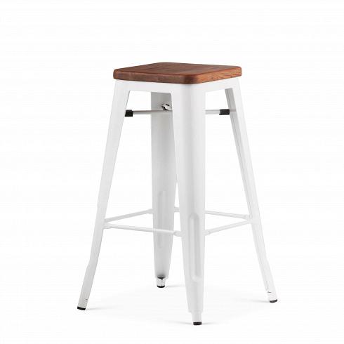 Барный стул Marais 2Барные<br>Как и любой элемент мебельной коллекции Marais, данная модель стула обладает высокой прочностью. Дизайн всей линейки изготовлен в едином индустриальном стиле. Каждый элемент конструкции и материал соответствуют стилю, который в последнее времястановится все популярнее.<br><br> Барный стул Marais 2 — отличный вариант для декорирования кухни в различных современных стилях, среди которыхлофт, стимпанк, индастриал и прочие. Он станет отличной парой для выполненного в том же стилесто...<br><br>DESIGNER: Xavier Pauchard