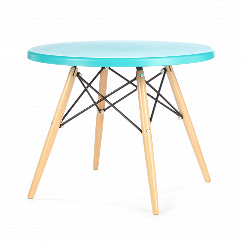Кофейный стол ConundrumКофейные столики<br>Выполненный в стилистике 60-х годов кофейный стол Conundrum отвечает требованиям к мебели тех времен. Особенно ценились такие качества мебели, как функциональность и лаконичность. Обязательным элементом считались ножки (в данном случае — деревянные), устойчивые и при этом не массивные, которые делали пространство более легким и визуально «прозрачным». К тому же такое решение существенно упрощало уборку помещения. Высоко ценилась простота и отсутствие излишнего декора, и гладкая белая ...<br>