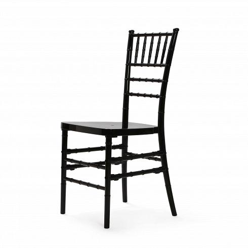 Стул Chiavari IceИнтерьерные<br>Созданный еще в 2003 году дизайн стула Chiavary превратился практически в самостоятельный бренд. Эти стулья — завсегдатаи всех крупных праздничных чествований на северном континенте Америки. Когда у американцевречь заходит о Chiavari, никто не задается вопросом: «А что это?» Любому известны эти элегантные дизайнерские изделия с их запоминающимся дизайном. Однако они не только красивы, их прочность и износостойкость тоже являются особым эталоном в производстве интерьерной мебели.&amp;nbs...<br>