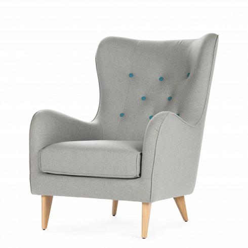 Кресло PolaИнтерьерные<br>Дизайнеры компании Sits, чья мебель имеет выраженные шведские черты, не перестает радовать новыми моделями мягкой мебели. Изящные и невероятно удобные формы кресла Pola помогут вам расслабиться и отдохнуть даже в самый разгар трудового дня. На выбор имеется большое количество вариантов цветового исполнения обивки кресла, благодаря чему вы легко подберете именно то, что лучше всего подойдет вашей комнате.<br><br><br> Кресло Pola оснащено высокими ножками, изготовленными из качественной прочной д...<br>