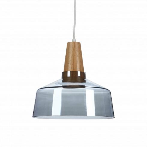 Подвесной светильник  Industrial IIПодвесные<br>Industrial - это небольшая коллекция подвесных светильников, дизайн которых выполнен в эко-стиле. Материалы, использованные в производстве (стекло, дерево, метал) соответствуют основным требованиям к стилю. Все это природные материалы, подлежащие переработке и дальнейшей формации.<br><br><br> Подвесной светильник Industrial II - стильная дизайнерская лампа, которая прекрасно дополнит любой современный интерьер от эклектики до лофта. Лучше всего он смотрится в гостиной или кухне.<br><br>...<br>