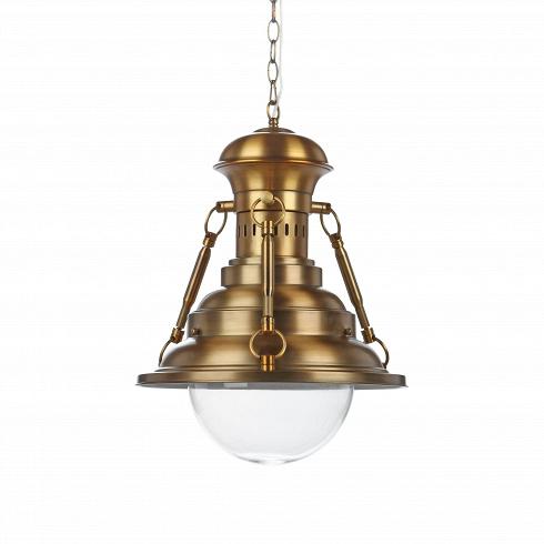Подвесной светильник PawnПодвесные<br>Свой светильник автор назвал «пешкой» (в переводе на английский — pawn). Маленький, «юркий» светильник действительно напоминает эту шахматную фигуру. С такой лампой легко «разыграть партию» в любом интерьере в индустриальном стиле — он украсит собой как гостиную, так и коридор или кухню.<br><br><br> Каркас подвесного светильника Pawn изготовлен из прочной стали и стилистически оформлен под промышленное освещение. На нем имеется множество дополнительных деталей, которые не несут особой функцион...<br>