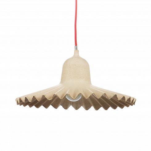 Подвесной светильник Egg of Columbus 3Подвесные<br>Элегантный и стильный подвесной светильник Egg of Columbus 3 создан не только для тех, кто ценит авторский дизайн, но и для тех кто заботится об окружающей среде. Неотъемлемымэлементом экостиля является вторсырье, как раз из которого и сделаныподвесные лампы Egg of Columbus от компании Seletti, — извторично переработанногокартона,а цоколь выполнен из керамики.<br> <br> Светильники доступны в различных оттенках;подвесьте один, а то и два светильника на раз...<br>