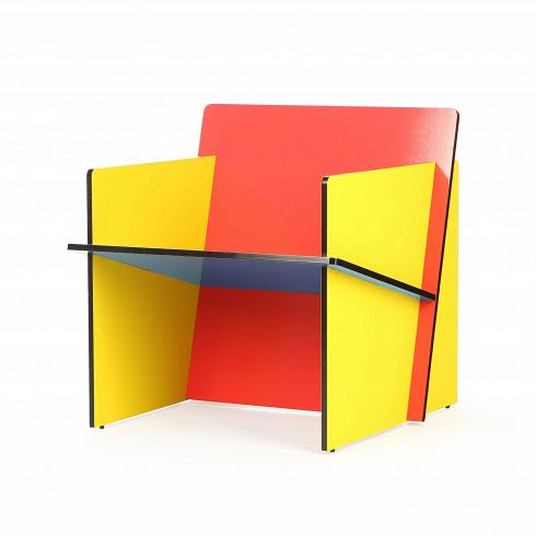 Кресло BauchairИнтерьерные<br>Дизайн модульного кресла Bauchair разработан дизайн-студией Selab совместно с итальянским дизайнером Джанни Росси, который за свою недолгую карьеру успел достигнуть больших высот и создать свой собственный неповторимый стиль. Росси — это еще и графический дизайнер, активно работающий на мировом рынке. Среди его клиентов знаменитые Daft Punk, Bjork, The White Stripes и многие другие. Многие годы Джанни Росси вращался в клубной индустрии, в связи с чем впитал модные веяния этой среды. Наверное,...<br>