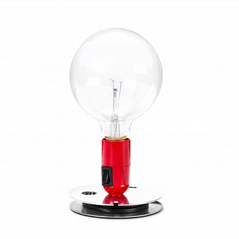 Настольный светильник LampadinaНастольные<br>Настольный светильник Lampadina спроектирован итальянским дизайнером Акилле Кастильони ещев1972 году. В ее названии автор отразил гениальную лаконичность самого светильника. Lampadina с итальянского — просто «лампа». Все коротко и ясно!<br><br><br><br><br> Светильник выполнен в духе «сделай сам» (DIY — do it yourself), что в наших широтах понимается, как «самоделка». Такие лампы, будто вручную собранные из подручных материалов, идеально дополняют интерьеры в стиле лофт и техно. Им...<br><br>DESIGNER: Achille Castiglioni