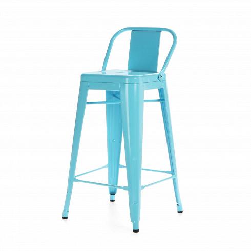 Барный стул Marais Color со спинкойБарные<br>Высокий барный стул Marais Color со спинкой — это изящное по своему дизайну изделие, которое заслужило популярность не только на родине дизайнера Ксавье Пошара, во Франции, но и по всему миру. Дизайн мебели коллекции Marais не раз был удостоен отличительных наград и демонстрировался на выставках международного масштаба, к примеру, в Нью-Йоркском музее современного искусства, а также в Музее-центре Помпиду.<br><br> Стулья Marais — это пример первых в истории изделий, изготовленных при помощи...<br><br>DESIGNER: Xavier Pauchard