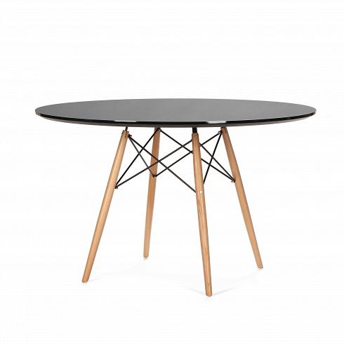Обеденный стол Conundrum диаметр 120Обеденные<br>Если вы ищете стол, за которым можно обедать, работать и играть как в помещении, так и снаружи, то приглядитесь к обеденному столу Conundrum диаметр 120.Вневременной дизайн, разработанный еще сорок лет назад, успел стать любимцем миллионов потребителей по всему миру.<br> <br> Благодаря различному цветовому исполнению стол может вписаться в любой современный интерьер. Высокие изящные ножки стола соединены металлическими прутьями, которые вносят дополнительный шик и обеспечивают его долгов...<br>