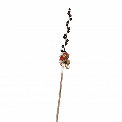 Декор Fiore 3Разное<br>Любой интерьер оживает только благодаря декору. Элементы украшения приносят в дом индивидуальность и уют, пронизывают дизайн атмосферностью.<br> <br> Коллекция Fioreот виртуозов в области дизайна компании Seletti — это полезный инструмент, с помощью которого вы непременносоздадите желаемый уют. С этим растительным декоромвы сможете оформить свой интерьер в скандинавском экостиле. В композицию из веточек можно добавить дополнительные элементы или составить ее в нескольких вазах. ...<br>
