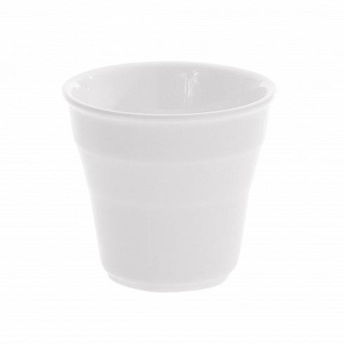 Кофейная чашка Estetico QuotidianoПосуда<br>Кофейная чашка Estetico Quotidiano из коллекции столовой посуды Estetico Quotidiano. Что внашей жизни может быть привычнее инезаметнее, чем, например, одноразовая посуда или пластиковые бутылки? Разве только посуда всобственном доме, нарисунок которой уже давно необращаешь внимания.<br><br><br> Дизайнер Алессандро Дзамбелли совместно с компанией Seletti выпустили коллекцию столовой посуды под названием Estetico Quotidiano, что можно перевести ситальянског...<br>