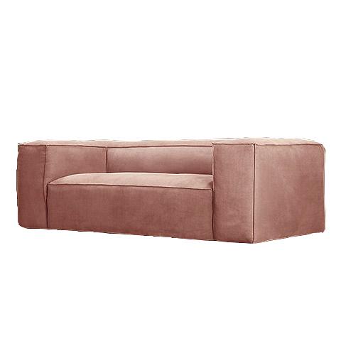 Диван Салмон (NSSF-5065E-C2-60)Трехместные<br>ROOMERS – это особенная коллекция, воплощение всего самого лучшего, модного и новаторского в мире дизайнерской мебели, предметов декора и стильных аксессуаров.<br>Интерьерные решения от ROOMERS – всегда актуальны, более того, они - на острие моды. Коллекции ROOMERS тщательно отбираются и обновляются дважды в год специально для вас.<br>