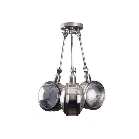 Светильник (24677-3L-HL)Подвесные<br>ROOMERS – это особенная коллекция, воплощение всего самого лучшего, модного и новаторского в мире дизайнерской мебели, предметов декора и стильных аксессуаров.<br>Интерьерные решения от ROOMERS – всегда актуальны, более того, они - на острие моды. Коллекции ROOMERS тщательно отбираются и обновляются дважды в год специально для вас.<br>