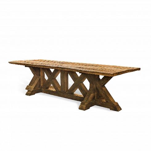 Стол  Винсент (SE-1879-OP1-DF)Обеденные<br>ROOMERS – это особенная коллекция, воплощение всего самого лучшего, модного и новаторского в мире дизайнерской мебели, предметов декора и стильных аксессуаров.<br>Интерьерные решения от ROOMERS – всегда актуальны, более того, они - на острие моды. Коллекции ROOMERS тщательно отбираются и обновляются дважды в год специально для вас.<br>