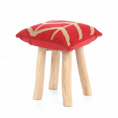Табурет YakoaТабуреты<br>Табурет Yakoa — яркий представитель декоративной мебели в стиле скандинавского эко. Этот стиль успел плотно укорениться в современных европейских домах. Его простота и несравненный уют — то, что ищут многие молодые семьи, которые хотят отдохнуть от бурного темпа городской жизни инасладиться житейским комфортом итеплом семейного очага. <br> <br> Светлые естественные тона и натуральные материалы — неотъемлемый атрибут стиля эко. Такие табуреты отлично подойдут для декорирования любой жи...<br>