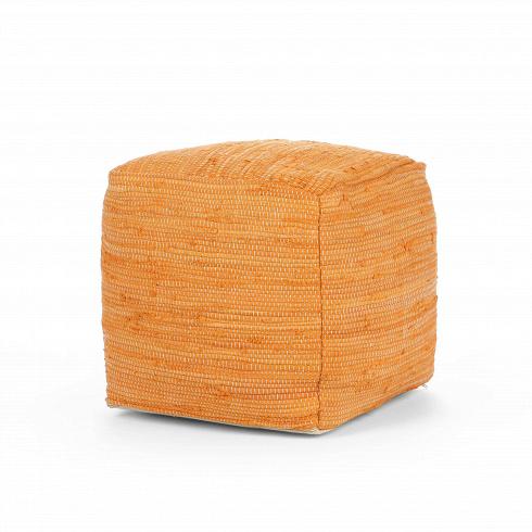 Пуф BrightfieldПуфы и оттоманки<br>Такая интерьерная мебель, как пуф — это незаменимый в быту элемент декора, который между тем являет собой дополнительное место для сидения. Он непременно окажется к месту в таких жилых комнатах, как детская и гостиная. Материал из которого изготовлен пуф, — хлопок, очень прочная и гипоаллергеннаяткань. Ее функциональный плюс — высокая износостойкость, благодаря чему пуф Brightfield — долговечное изделие, актуальное для семей с детьми.<br><br><br> ПуфBrightfieldотличн...<br>