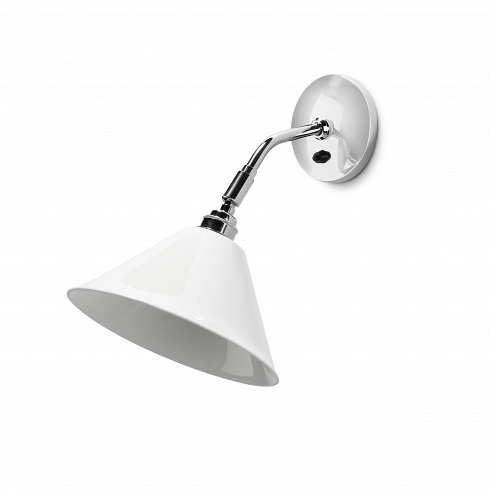 Настенный светильник Task керамическийНастенные<br>Настенный светильник Task керамический — это классический подвесной британский светильник изфарфора цвета слоновой кости. Он способен концентрировать освещение непосредственно там, где это необходимо.<br><br><br><br> Настенные светильники Task от фабрики Original BTC удобны, обладают элегантной скромностью идоступной ценой. Строгая классика консервативных линий иформ мгновенно сделала ихнеотъемлемыми элементами шикарных интерьеров. Нередко вколлекциях BTC угадывают...<br>