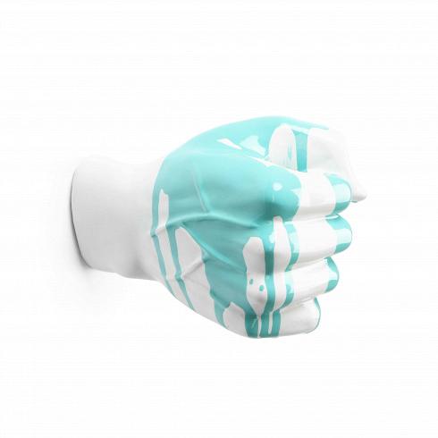 Настенная статуэтка HookНастенный декор<br>Современный дизайн любит все яркое и броское. В нашем веке просто нет времени для скуки. Именно поэтому компания Cosmo предлагает модную коллекцию настенногодекора Gesture. С английского языка gesture переводится как «жест».Все предельно просто: каждая из моделей коллекции — это отдельный жест, которым можно выразить многое.С помощью этих статуэток вы можете сотворить из интерьера своего дома настоящий арт-объект, где нет места заурядности.<br> <br> Настенная статуэтка Hoo...<br>