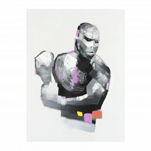 Картина Boxing