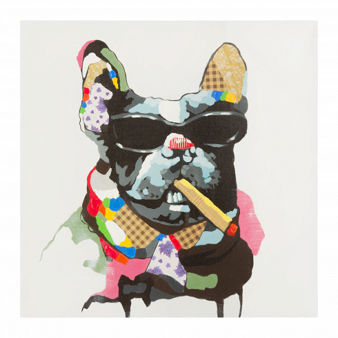 Картина Big Boss большаяКартины<br>Одна изпоследних мировых тенденций ввыборе картин для жилых инежилых помещений— руководствоваться только собственными эмоциями. Картина, висящая настене, перестает быть элитарным предметом искусства, передающимся изпоколения впоколение.<br><br><br> Сегодня это предмет, глядя накоторый выиспытываете особенные чувства: грусть или радость, прилив энергии, восторг, всплеск воспоминаний или ассоциаций слюбимым местом, фильмом, песней, чело...<br>