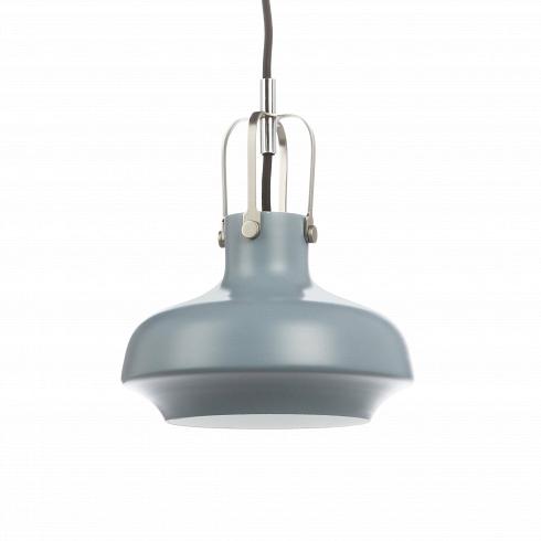 Подвесной светильник Copenhagen диаметр 20Подвесные<br>«Нам хотелось создать дизайн подвесного светильника с небольшим акцентом на индустриальный стиль, чтобы элегантность и утонченностьизделия никак не пострадала», — говорят дизайнеры светильника Copenhagen.<br><br><br> Подвесной светильник Copenhagen диаметр 20 — это наглядный пример гармонии контрастных цветов. Комбинирование современного и классического дизайна, морской и индустриальной стилистики рождают стильный подвесной светильник, которому нельзя отказать в красо...<br>