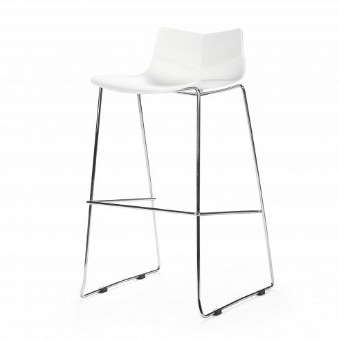 Барный стул Leaf хуа кай star барный стул стул ребенка стул отдыха стул барный стул прием барный стул стулья hk103 черный