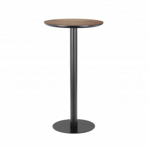 Барный стол LeicesterБарные<br>«Все гениальное просто!» — видно, так считал дизайнер барного стола Leicester. Стол состоит из небольшой столешницы и высокой подножки — настоящеевоплощение минимализма. Дизайн стола выполнен в индустриальном стиле, однако и для лофта он вполне сгодится. Использованные в его производстве металл и дерево — это материалы, с которыми постоянно работают дизайнеры-оформители этого направления.<br> <br> К барномустолу Leicester вы можете подобрать любой барный стул, каксо спинко...<br>