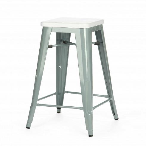 Барный стул Marais Color 1Полубарные<br>Хорошая мебель — это мебель стильная, удобная и надежная, простая в уходе. Так размышлял Ксавье Пошар, французский дизайнер ХХ века, и разработал целую серию предметов мебели, отвечающую этим запросам. Представляем вам барный стул Marais Color 1 с сиденьем из натурального дерева.<br><br><br> Тонкая гальванизированная сталь с порошковым напылением отлично воспринимает лакокрасочное покрытие, позволяя разнообразить палитру цветов, к тому же она очень долговечна. Продуманный дизайн предмета обесп...<br><br>DESIGNER: Xavier Pauchard