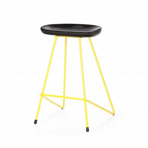 Полубарный стул VioodПолубарные<br>В бесчисленном количестве современных стилей в интерьере дизайнеры любят активно использовать геометрию. Резкие линии, углы и строгие формы — конек успешных проектировщиковв сфере дизайна интерьера. Полубарный стул Viood как раз можно назвать современным трендом. Он не только характерен вышеперечисленными качествами, но и окрашен в активные цвета — насыщенные и контрастные. <br> <br>Глянцевая поверхность стула блестит в свете ламп и притягивает к себе внимание. При этом изделие легко сочета...<br>