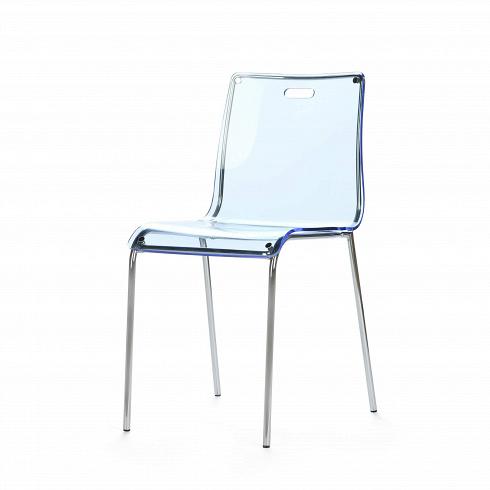 Стул AcrylicИнтерьерные<br>Cтул Acrylic — одна из моделей мебели одноименной коллекции. Вся линейка состоит из мебели, объединенной одним стилем и материалами исполнения. Acryl, или акрил — это материал, который хорош в изготовлении мебели с глянцевой поверхностью. Он обладает высокой прочностью и устойчивостью к истиранию. Он также водонепроницаем и отлично выдерживает перепады температур.<br> <br> Модель выполнена в тех же цветах, что и барный стул. Небесно-голубой и серый цвета лаконичны и универсальны для любого ...<br>