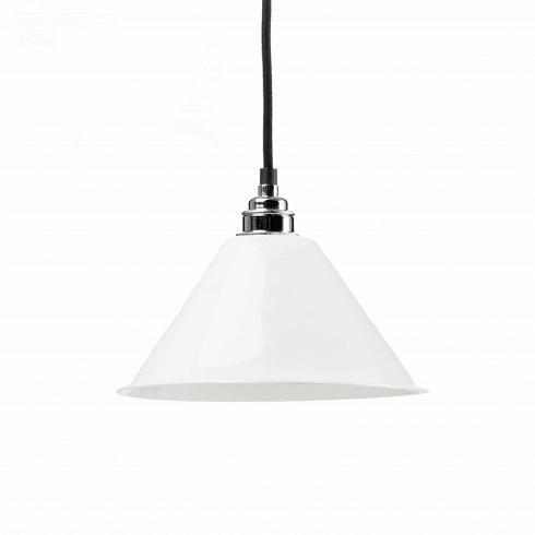Подвесной светильник Task керамическийПодвесные<br>Подвесной светильник Task керамический — это классический подвесной британский светильник изфарфора цвета слоновой кости. Он прекрасно обеспечивает зонированное освещение именно там, где это необходимо.<br><br><br><br> Подвесные светильники Task отOriginal BTC удобны, обладают элегантностью идоступной ценой. Строгая классика консервативных линий иформ мгновенно сделала ихнеотъемлемыми элементами шикарных интерьеров. Нередко вколлекциях BTC угадываются черты к...<br>