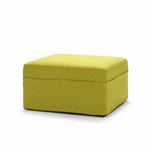Пуф TrioПуфы и оттоманки<br>ПуфTrio — очень замысловатый предмет мебели,настоящий трансформер. Пуф в два счета можно превратить в полноценное спальное место. Это крайне удобно для городских жителей, поскольку в квартирах каждый сантиметр свободного пространствана вес золота.<br> <br> Trio состоит из складывающегося втрое матраса. На нем можно разместить гостей, также он удобен для семей с детьми, ведь дети часто любят играть на полу. Этот пуф не только функциональное, но стильное дополнение к вашему соврем...<br>