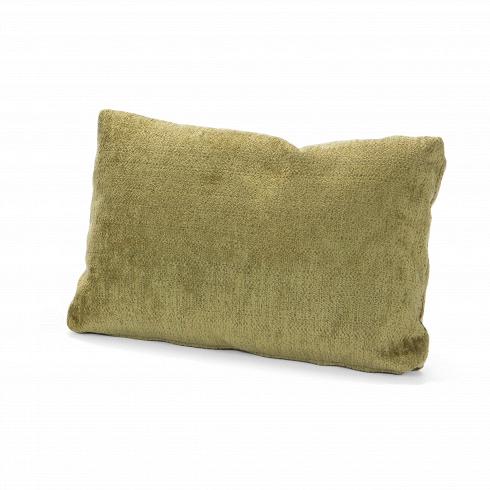 Подушка LiamДекоративные подушки<br>Дизайнеры компании Sits неустанно радуют нас новыми формами и композициями мягкой мебели. У нас в магазине представлен диван Liam угловой формы, у которого на выбор имеются две универсальные расцветки: приятный бежево-зеленый и изысканный серо-бежевый цвета, вы можете купить декоративный подушки.<br> <br> Для того чтобы сделать диван еще болеекомфортным, мы предлагаем обзавестись дополнительной декоративной подушкой Liam. Изготовленная их экологически чистой ткани подушка не только красива,...<br>