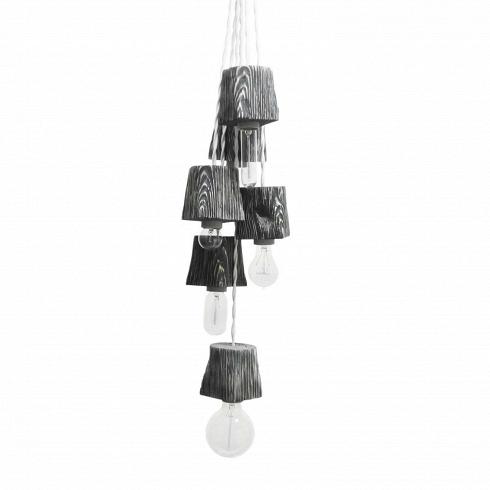 Подвесной светильник Querk 6Подвесные<br><br>