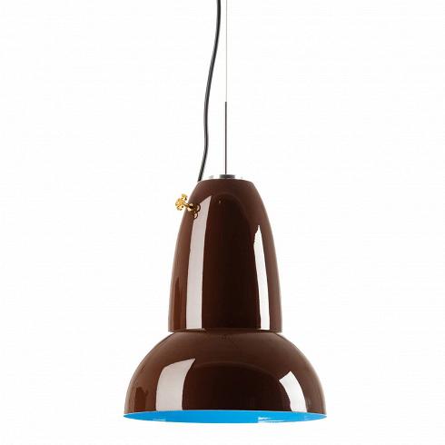 Подвесной светильник Blossom диаметр 25Подвесные<br>Подвесной светильник Blossom-33 с первого взгляда напоминает нам о природе. Создавшая его дизайнер Хэлла Джонджерус (Hella Jongerius) начинала свою творческую деятельность с изучения индустриального дизайна. Действительно, нотки этого стиля присутствуют в этом светильнике: такие формы присущииндустриальному дизайну, царящему вфабричных помещениях.<br><br><br> Впоследствии Хэлла занималась дизайном полиуретановых цветочных ваз, которые стали широко известными. В этом светильнике и от...<br><br>DESIGNER: Hella Jongerius