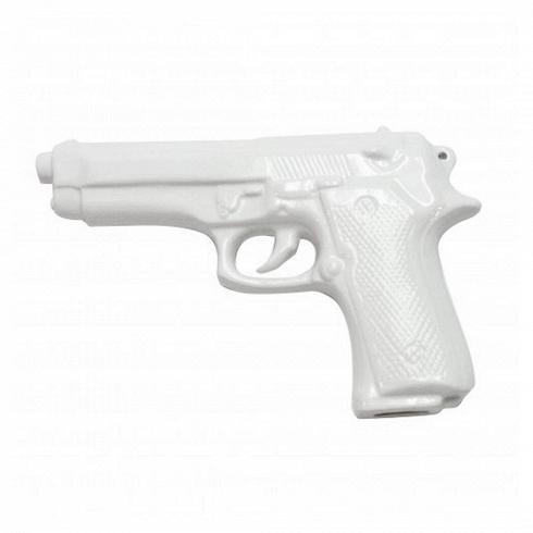 Фарфоровый пистолет Memorabilia