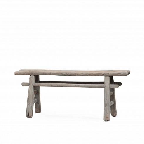 Скамья (ES-70003)Скамьи и лавочки<br>ROOMERS – это особенная коллекция, воплощение всего самого лучшего, модного и новаторского в мире дизайнерской мебели, предметов декора и стильных аксессуаров.<br>Интерьерные решения от ROOMERS – всегда актуальны, более того, они - на острие моды. Коллекции ROOMERS тщательно отбираются и обновляются дважды в год специально для вас.<br>