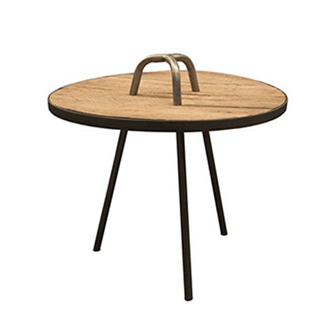 Стол приставной Физер (FDT15271)Кофейные столики<br>ROOMERS – это особенная коллекция, воплощение всего самого лучшего, модного и новаторского в мире дизайнерской мебели, предметов декора и стильных аксессуаров. Интерьерные решения от ROOMERS – всегда актуальны, более того, они - на острие моды. Коллекции ROOMERS тщательно отбираются и обновляются дважды в год специально для вас.<br>