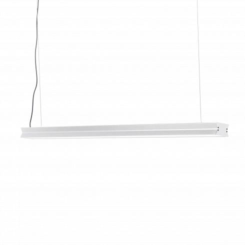 Подвесной светильник StraightПодвесные<br>Подвесной светильник Straight универсален и прост, и в этом заключается его главное преимущество. Геометричность линий и отсутствие деталей открывают его принадлежность к индустриальному стилю. Концепция этого стиля - минимализм и стремление видеть красоту в самых простых и обыденных вещах.<br><br><br> Поскольку этот стиль базируется на бывших фабричных помещениях и их деталях, в которых, на первый взгляд, не так просто увидеть красоту, он поистине уникален. Как и этот светильник: с одной сторо...<br>